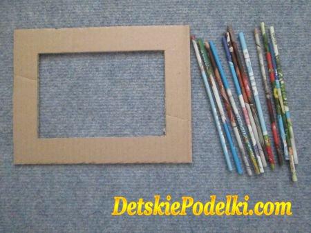 как сделать рамку для фото