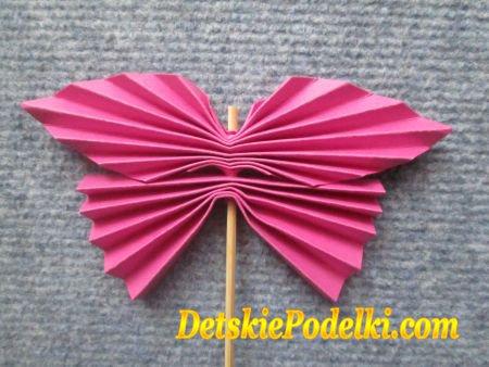 бабочки мастер - класс